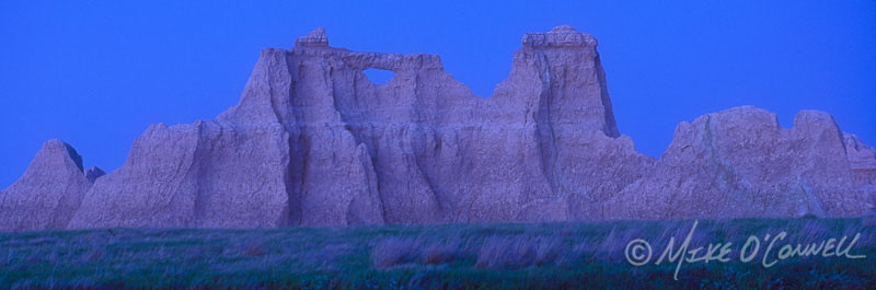 Badlands Twilight